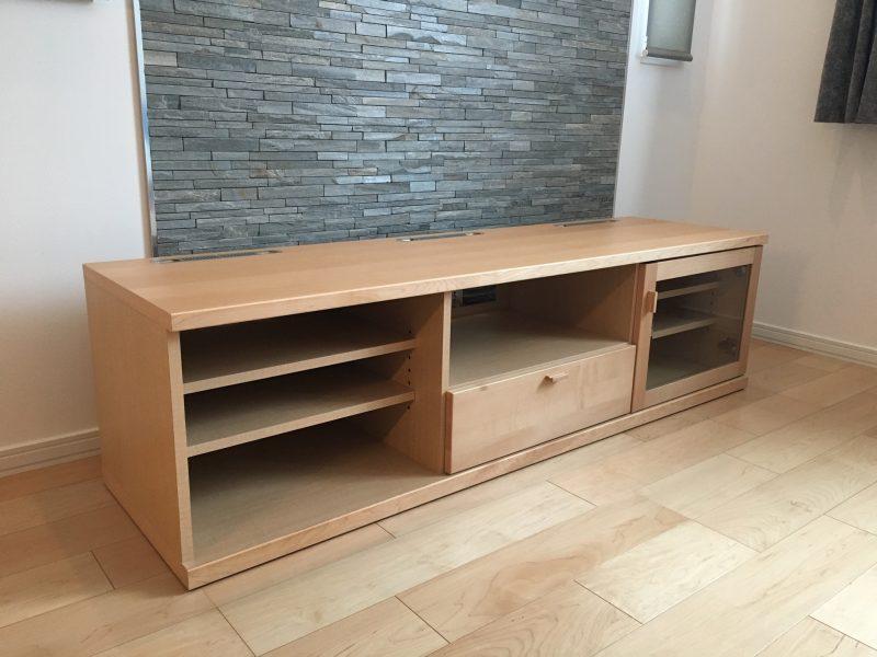 特注家具テレビボード